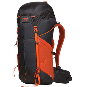 Bergans Helium 40 Solid Charcoal/Koi Orange